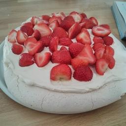 Strawberry Pavola