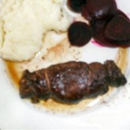 Stuffed Rolled Beef (Braciolone)