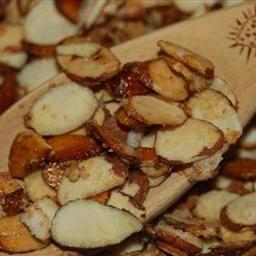 Sugar Toasted Almond Slices