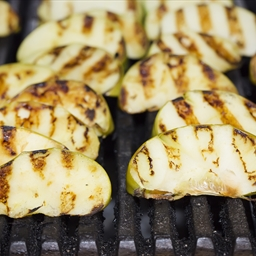 Summertime Grilled Apples