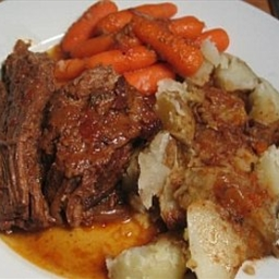 Sunday Pot Roast