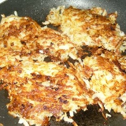 Super easy homemade hash brown