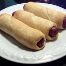 Super Pigs in a Blanket