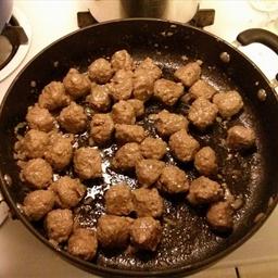 Swedish Meatballs (Svenska Köttbullar)