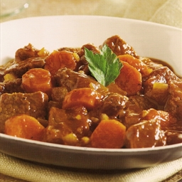 Sweet and Sour Brisket Stew