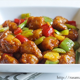 Sweet and Sour Pork and Chicken