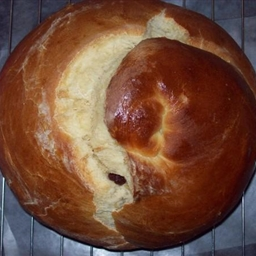 Sweet Challah for Rosh Hashana