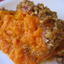 Sweet Potatoes & Topping