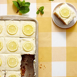 Sweet Tea-And-Lemonade Cake
