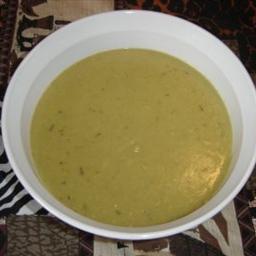 Syrian Red Lentil Soup
