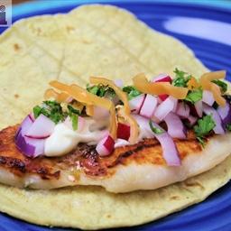 Tacos de Pescado a la Acapulquena – Acapulco-style fish tacos