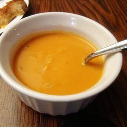 Tailgate Pumpkin Soup