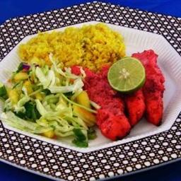 Tandoori Murgh (Tandoori Chicken)