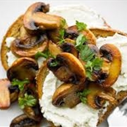 TasteMag: Mike's Mushroom on Toast