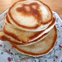 Tasty Buttermilk Pancakes