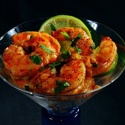 Tequila-lime Shrimp