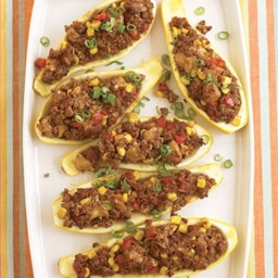 Tex-Mex Yellow Squash