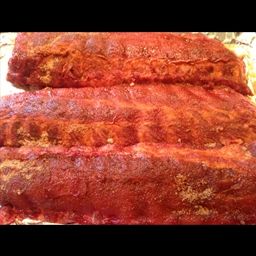 Texas Baby Back Rib Rub