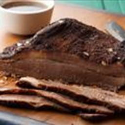 Texas Oven-Roasted Beef Brisket
