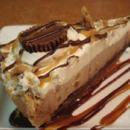 TGIFriday's Chocolate Peanut Butter Pie