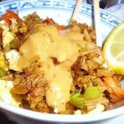 Thai Chicken Fried Rice with Basil - Kao Pad Krapao