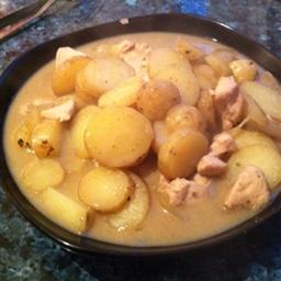 Thai Stir Fry Chicken Curry