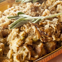 Thanksgiving Turkey Stuffing