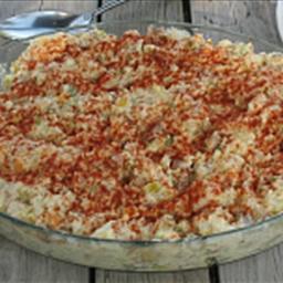 The Country Hermit's Potato Salad