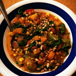 Three Sisters Harvest Stew