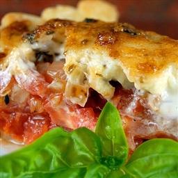 Tiffany's Tomato Pie