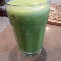 TMcR Mostly Green Juice