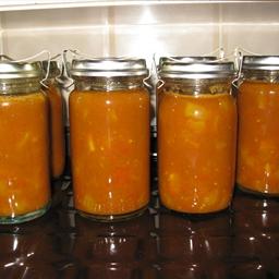 Grandma Alice's Tomato Relish