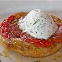 Tomato Tart - Fore Street Restaurant