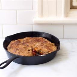 Tomato Tarte Tatin Recipe from 101cookbooks