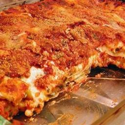 Tony's At Disney World Lasagna