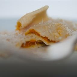 Tortelli Di Zucca (Pumpkin Tortelli)