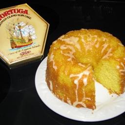 Tortuga Cayman Island Rum Cake