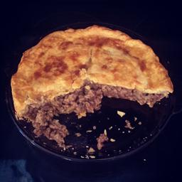 Tourtière (French Meat Pie)
