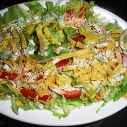 Traditional Chef Salad