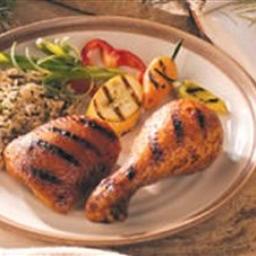 Triple-Hot Chicken