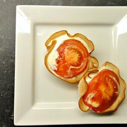 Turkey, Egg, and Tomato Cups (DailyBurn Ignite)