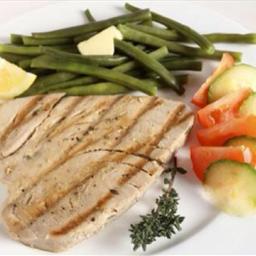 Tuscan-Style Grilled Tuna