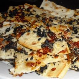 Unleavened Griddle-Baked Pita