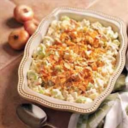 Almond Chicken Casserole