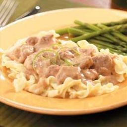 Flavorful Beef in Gravy