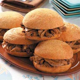 Barbecued Pork Sandwiches 6