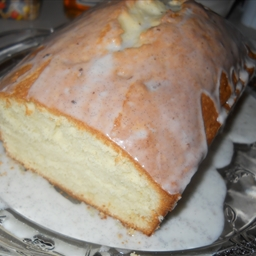 Vanilla Bean Poundcake