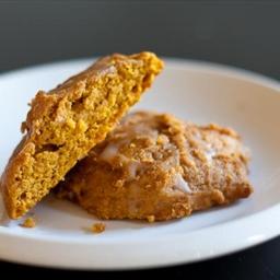 Vegan Old-Fashioned Soft Pumpkin Cookies