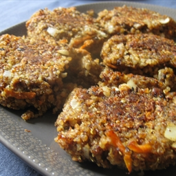 Vegan Quinoa Burgers