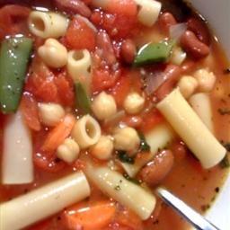 Vegan Veggie Soup (robknapp2009)